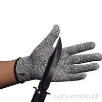 gant anti coupure cuisine ohuhu gants résistant à coupe protection au niveau 5haute