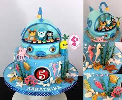 octonauts birthday cake 55 best octonauts cakes images on cakes birthday