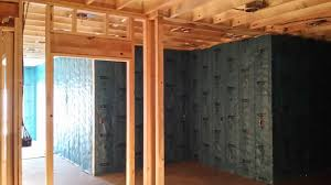 wood framed radiant reflective insulation fi foil