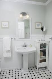 Grey Bathroom Fixtures How To Remodel A 1920s Bungalow Bathroom Bungalow Bathroom
