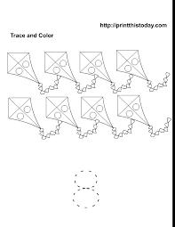 free printable summer maths worksheets for preschool
