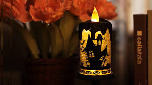 halloween led candles jt13008 b00xveosms halloween bat tornado led lighting flameless