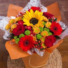 autumn flowers edmond flowers a better bloom florist
