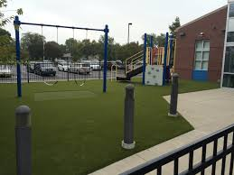 blue valley recreation playground in overland park ks with