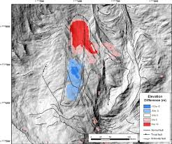 Rock Slides Will Remain Common Because Of The Significant Snowpack Rock Avalanche Dynamics Revealed By Large Scale Field Mapping And