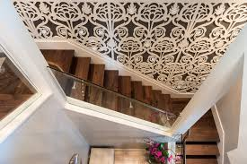 Classic Luxury Interior Design Arbutus Classic Luxury Transitional Staircase Vancouver