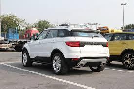 mini range rover evoque u201c klonavę kinai jaučiasi sukūrę šedevrą lrytas lt
