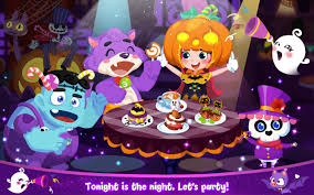 party city halloween games emily u0027s halloween adventure android apps on google play