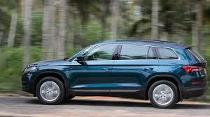 skoda kodiaq 2017 skoda kodiaq 2017 diesel std exterior car photos overdrive