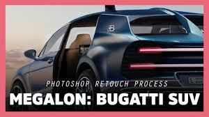 bentley bentayga render bugatti chiron suv megalon designers vision pt 2 photoshop