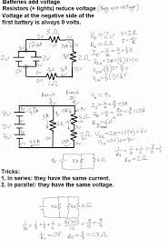 component electrical circuits worksheets electrical circuits