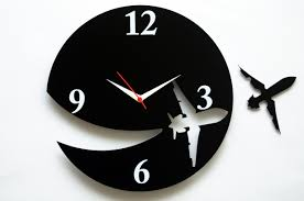 modern clocks large modern u0026 designer wall clocks red candy