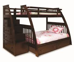 Canwood Bunk Bed Canwood Ridgeline Bunk Bed With Built In Stairs