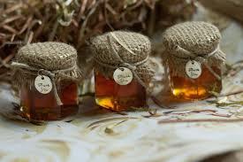 honey jar favors set of 12 2oz honey jar favors wedding jar favors rustic