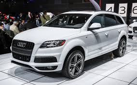 Audi Q7 Suv - 2014 audi q7 review price release 2016 2017 release date car