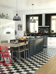 ilots central pour cuisine meuble central cuisine cuisine ilot central design 12 avec noir