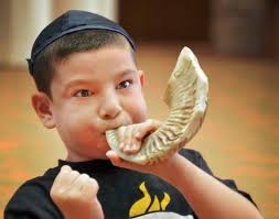 kids shofar henderson shofar choir echoes traditional start of rosh hashana
