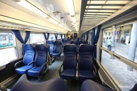 carrozze treni il restyling dei treni regionali corrieredibologna