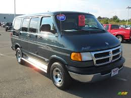 dodge van 1998 dodge ram van specs and photos strongauto