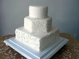 simple wedding cake designs wedding cakes simple all white wedding cake designs for the big