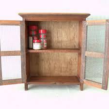 rustic wood display cabinet shop curio display cabinet on wanelo