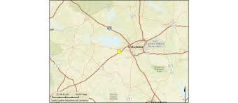 Columbia Sc Map 714 South Lake Drive Locate Sc