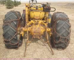 1966 massey ferguson work bull mf204 industrial tractor with