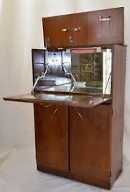 Antique Liquor Cabinet Cocktail Cabinet Ebay