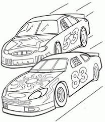 Top 25 Race Car Coloring Pages For Your Little Ones Nascar Cars Car Coloring Pages Printable For Free