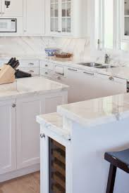 gray kitchen cabinets with white marble countertops white marble kitchen countertops design ideas countertopsnews