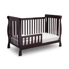 4 In 1 Convertible Crib Delta Children Riverside 4 In 1 Convertible Crib Chocolate