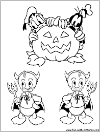 scary halloween coloring pages free printable colouring pages