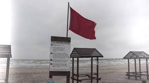 Kristen Wiig Red Flag Red Flag At Bob Hall Pier Youtube