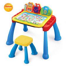 Rhyme Desk Touch U0026 Learn Activity Desk Deluxe Nursery Rhymes Vtech