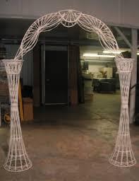 wedding arch lights wedding arch baker tent rental