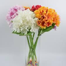 wedding flowers bulk everymay 19 6 artificial pu hydrangea bulk wedding decoration