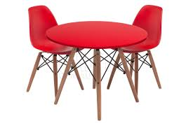 Table Chair Furniture Home Kids Eames Table And Chairs Replica Design Modern