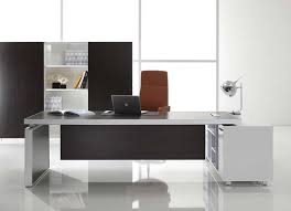 Modern Executive Desks Awesome Modern Executive Desk Thediapercake Home Trend