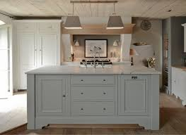 grey kitchen island light gray kitchen island eclectic kitchen sims hilditch