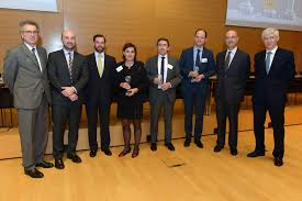 chambre des commerces luxembourg remise de l export award à la chambre de commerce de luxembourg