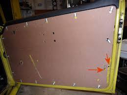 Tr6 Interior Installation Making Your Own Interior Panels