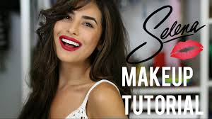selena makeup tutorial easy sazan
