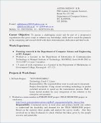 computer science resume template bsc computer science resume globish me