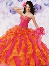 orange quinceanera dresses autumn colored quince dresses orange and gold quinceanera