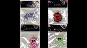 target recalls halloween light up gel clings nbc 7 san diego