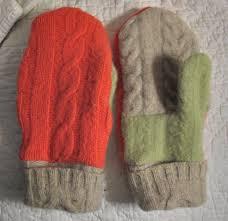 sweater mittens tutorial wool sweater mittens sweater tunic