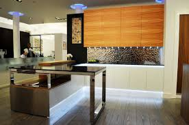 glass display cabinet amid unusual decor gyleshomes com