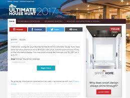 hgtv com u0027s ultimate house hunt giveaway