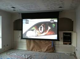 motorized home theater screen has anyone tried the new monoprice screens page 9 avs forum