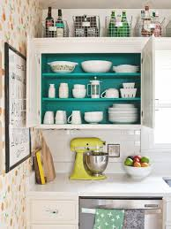 kitchen 10 ideas for decorating above kitchen cabinets hgtv with